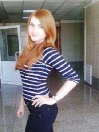 Girl Margarita in Vilnius